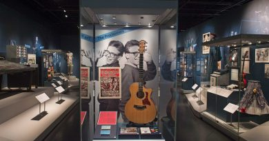 Proclaimers exhibit, National Museum of Scotland