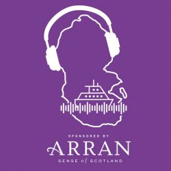Arran podcast logo